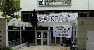Liège : Occupation du Théâtre De La Place