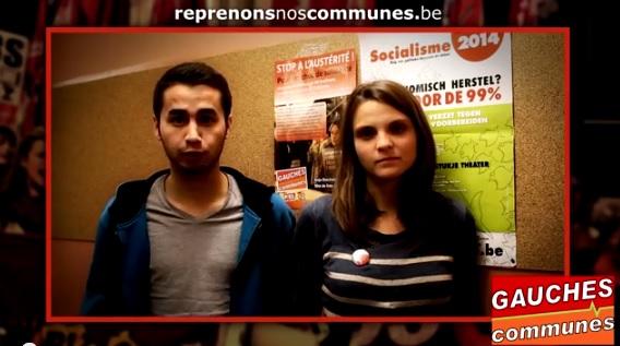 Gauches Communes : Interviews de Cécile Piret et Maxime Ramirez