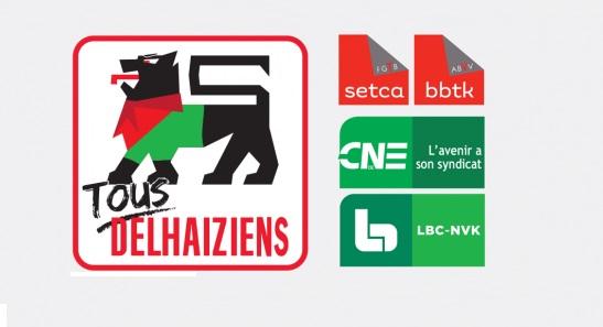 Pétition : Non à la restructuration chez Delhaize !