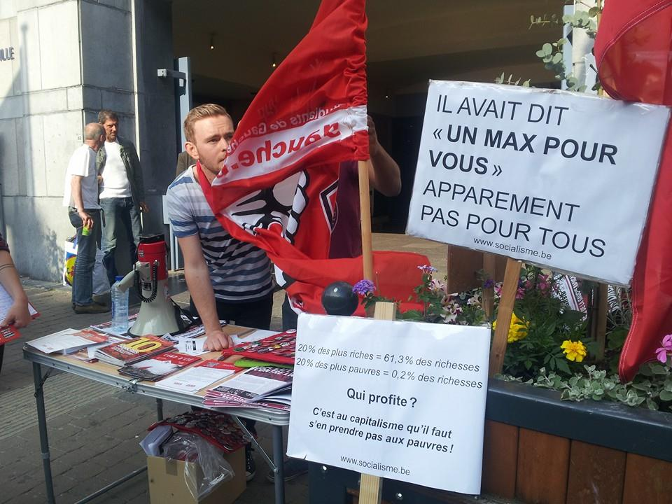Action réussie contre l'interdiction de la mendicité