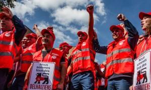 Delhaize: Personnel en solde, actionnaires en fête