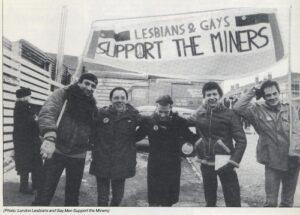 LGSM south wales miners strike 1