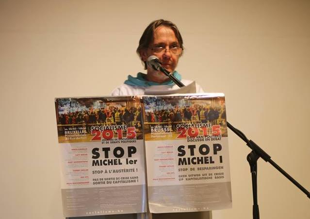 Socialisme 2015 : Discours de Thierry Müller (réseau Stop Art.63&2)