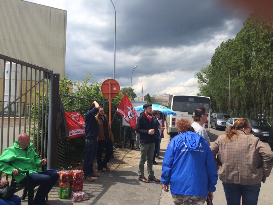 Gand : la grève des éboueurs couronnée de succès!