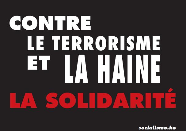 Contre le terrorisme et la haine: que faire?