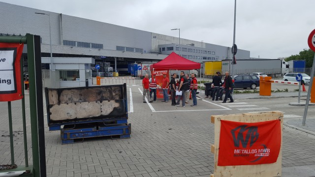 Grève du 24/06: Quelques questions posées aux grévistes à Bruxelles