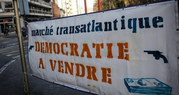 Stop TTIP – Stop à la dictature des multinationales