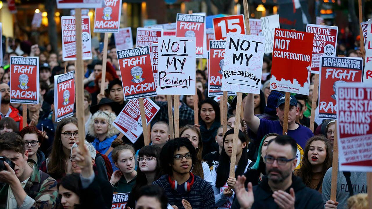 USA. Vers quatre ans de chaos et de luttes! Il nous faut une résistance de masse et un nouveau parti des 99%!