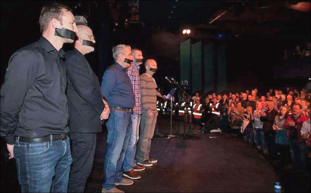 Irlande. L'Etat veut museler la campagne Jobstown Not Guilty
