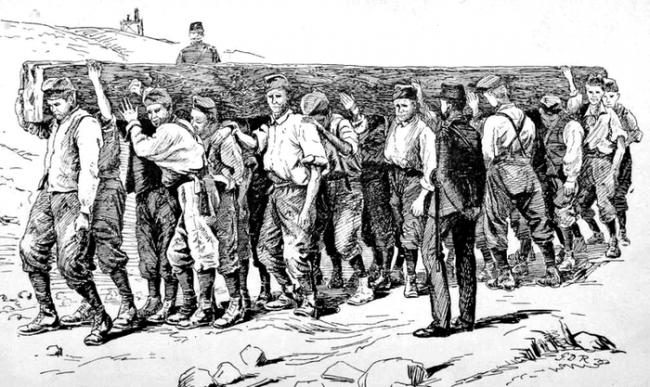 Les origines du capital et du travail en Australie