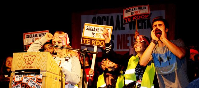 Anvers : G4S temporairement écarté de la gestion des personnes sans-abri