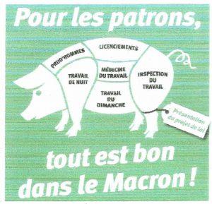 France. Organisons la résistance contre Macron!