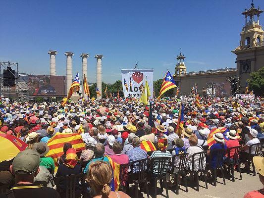 La répression d'Etat contre le «droit à décider» de la Catalogne