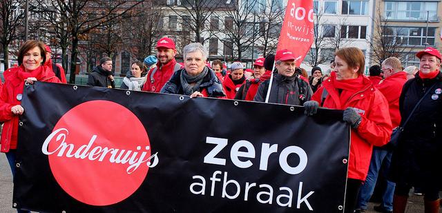 [PHOTOS] Tax Pride à Anvers