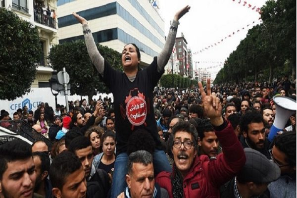 Iran & Tunisie: la flamme de la révolte n'est pas éteinte