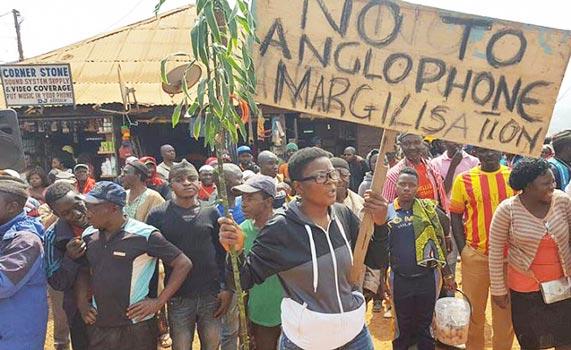Cameroun : une approche marxiste de la crise anglophone