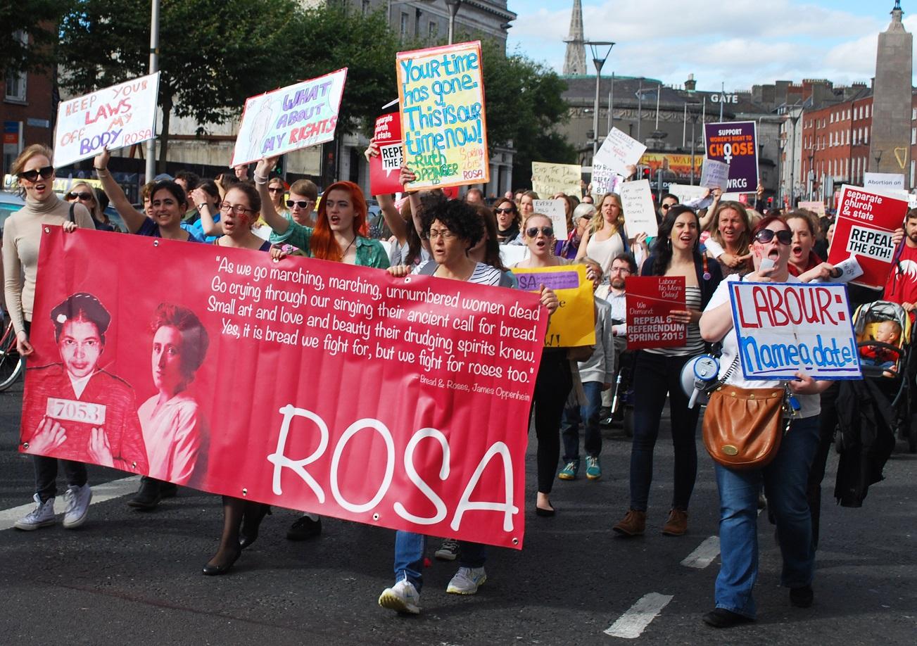 [DOSSIER] Comment le OUI a-t-il remporté le référendum irlandais sur l'avortement ?