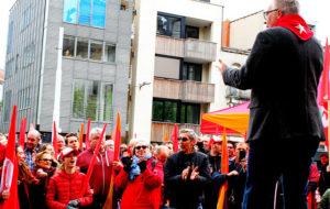 Participer aux élections ?  Oui, mais pour construire une relation de force contre l'austérité !