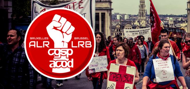 Motion de solidarité de la CGSP-ALR Bruxelles avec les travailleurs de Jasic Technology