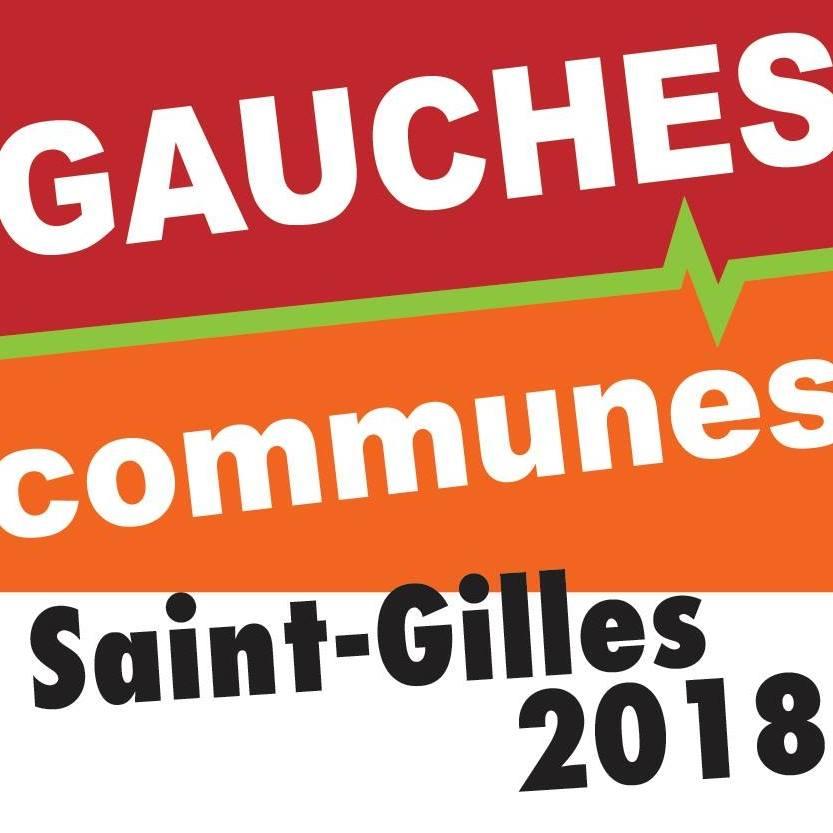 Bruxelles : Meeting électoral de Gauches Communes