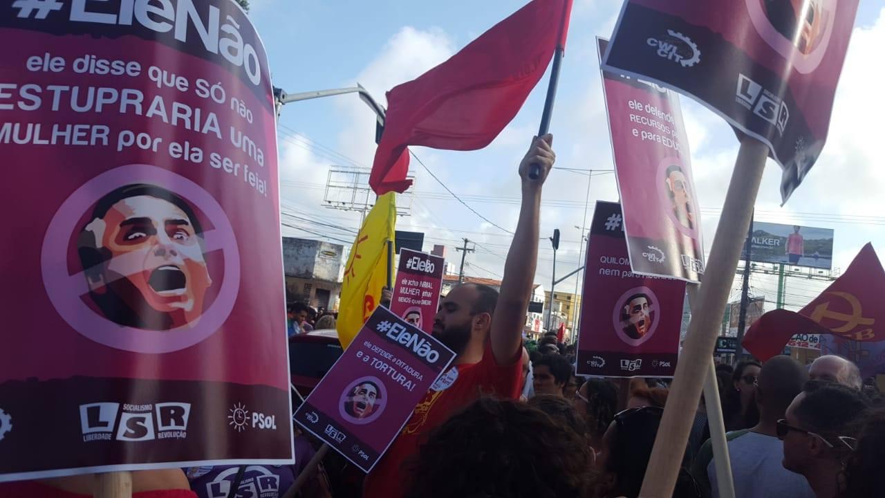 Bolsonaro – une menace pour les travailleurs et toutes les personnes opprimées !