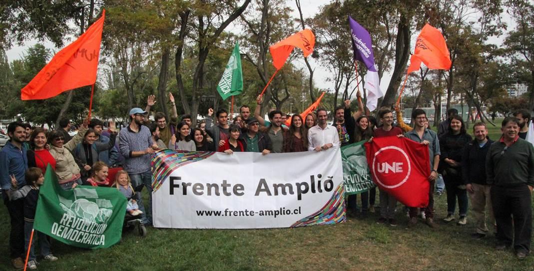 Gauches Communes. Message de soutien de Tomás Hirsch du Frente Amplio au Chili