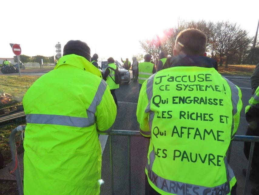 France. Succès du 17 novembre, unissons les colères #MacronDégage