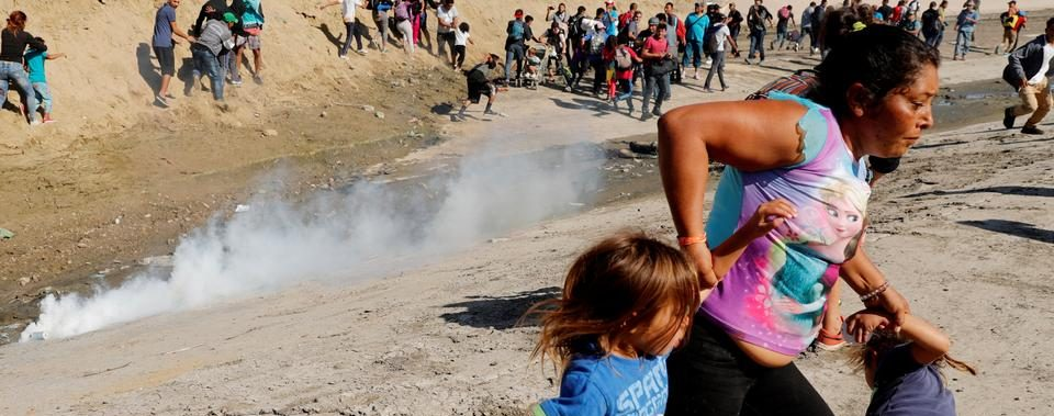 USA. La caravane des migrants : la corruption du capitalisme mise en lumière