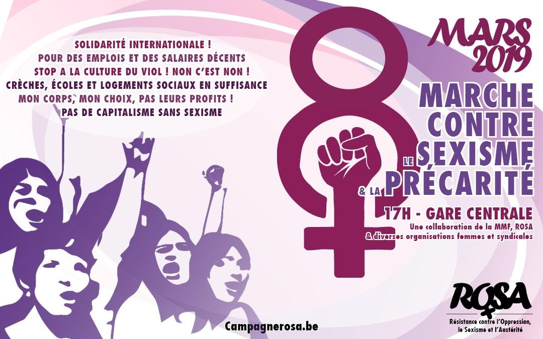 La jeunesse a aussi de quoi  se mobiliser le 8 mars !