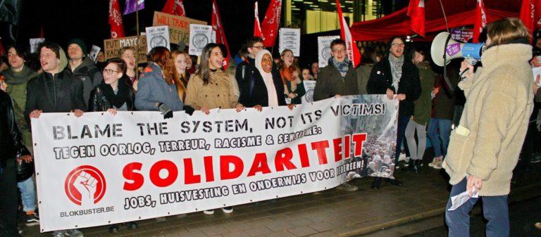 Face à la menace de l'extrême droite : la mobilisation de masse !