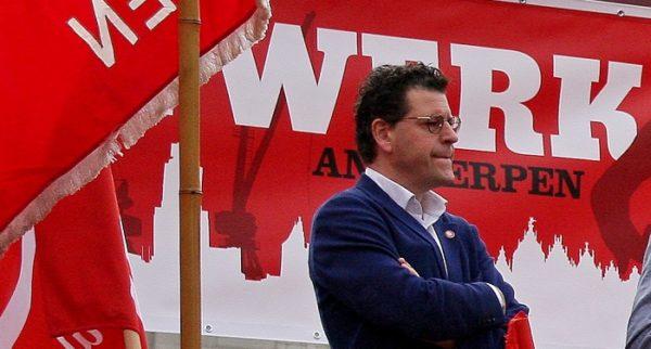 Le SP .a dépanne De Wever à Anvers