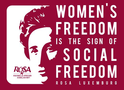 Pas de capitalisme sans sexisme… Pas de socialisme sans féminisme !