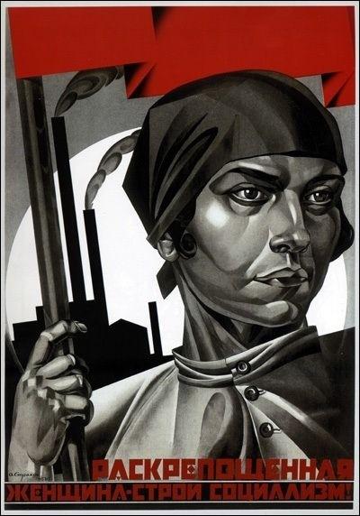 Journée internationale de lutte pour les droits des femmes & lutte pour le socialisme