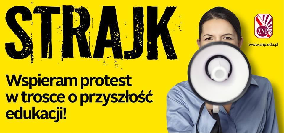 Grève illimitée des enseignants polonais