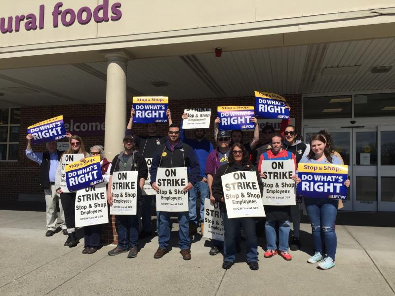 Première grève chez Ahold Delhaize aux USA depuis 1988