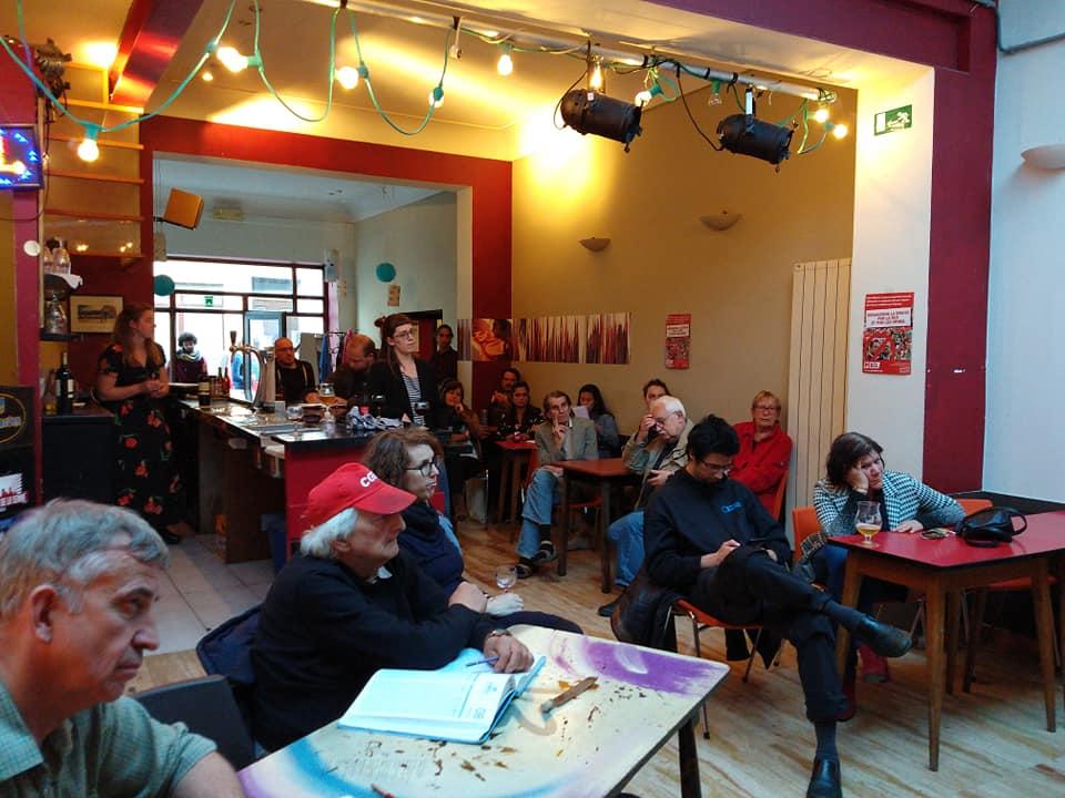Bruxelles. Votez PTB et rejoignez le PSL, la taxe des millionnaires nécessitera des mesures socialistes