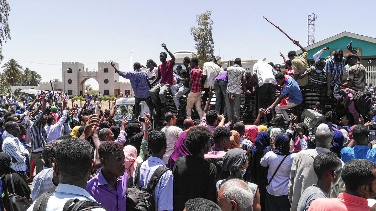 Soudan : Aucun compromis avec l'ancien régime – la révolution doit continuer !