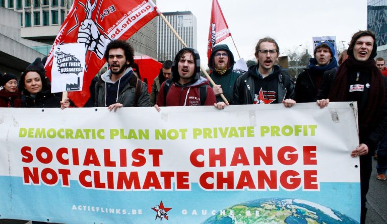 Climat. Relancer le mouvement de masse