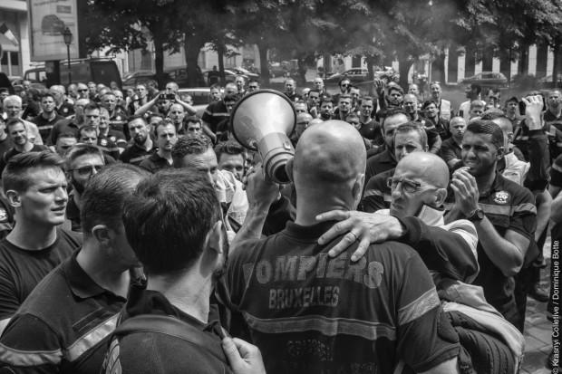 Lettre ouverte d'un pompier de Bruxelles : le manque de personnel est inacceptable et dangereux