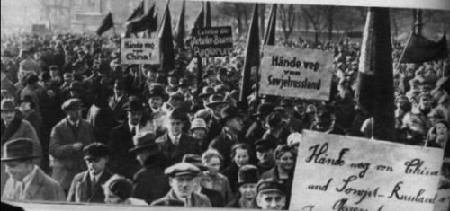 Allemagne. La révolution de 1923