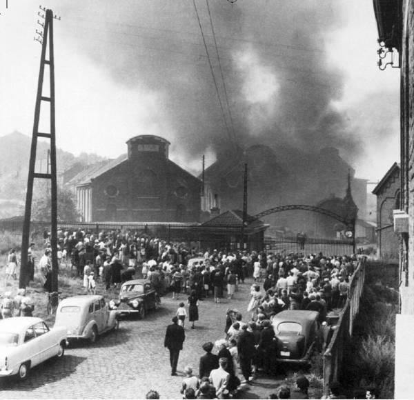 La catastrophe minière de Marcinelle. Un accident… bien peu accidentel