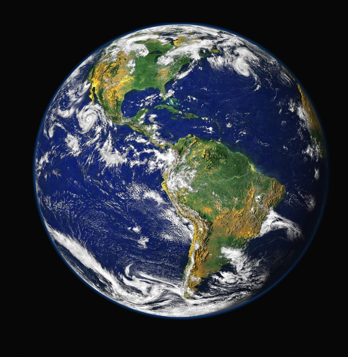 Un monde en mutation : l'Anthropocène