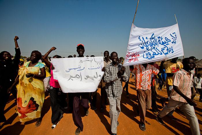 L'Afrique du Nord et les processus révolutionnaires en Algérie et au Soudan