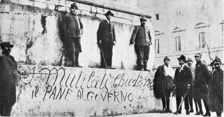 Un jour dans l'histoire de la lutte des classes – 1919-1920 : Deux années rouges en Italie