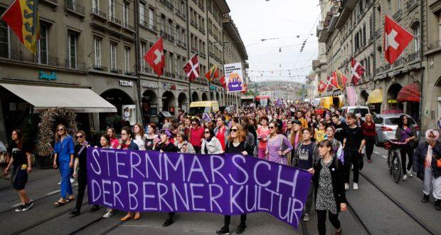 Suisse. Les mouvements pour le climat et pour l'émancipation des femmes marquent les élections