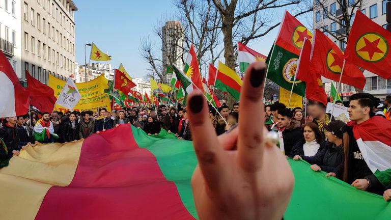 Rojava : Non à l'invasion turque !