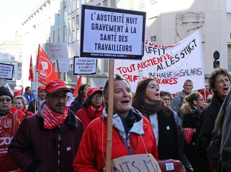 Bruxelles : Le combat des ALR passe à la vitesse supérieure !