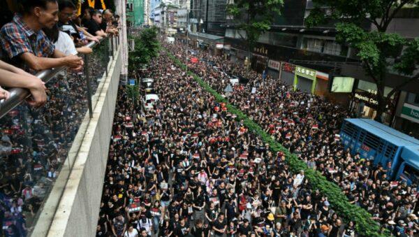 Mobilisation inédite contre la dictature chinoise à Hong Kong : entretien avec un activiste socialiste