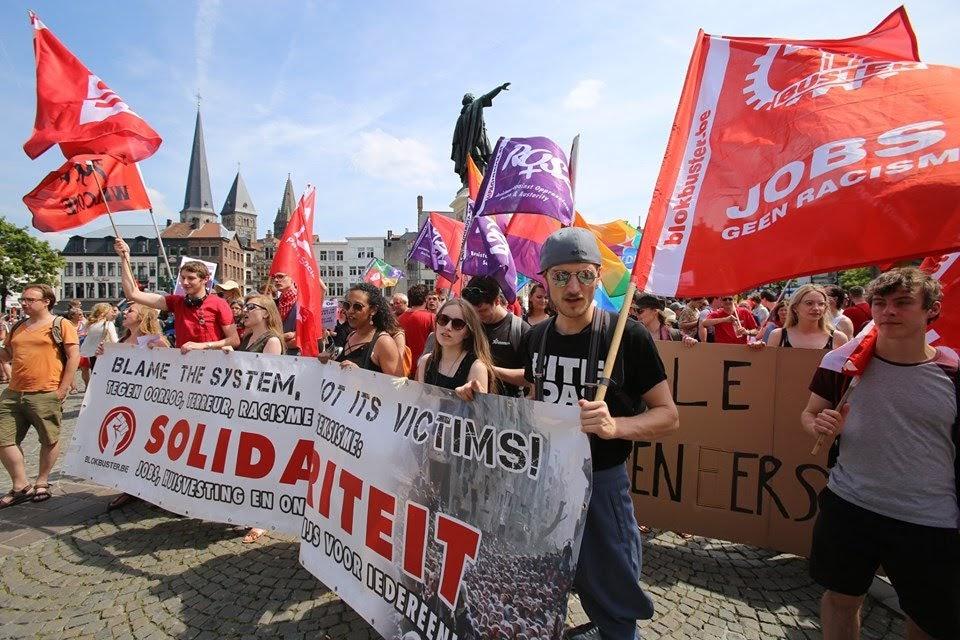 Face aux provocations d'extrême droite, il est temps de réagir à gauche!