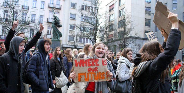 Organiser la lutte pour le climat vers le renversement du capitalisme